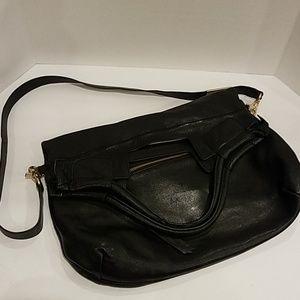 Foley + Corinna black crossbody/handbag